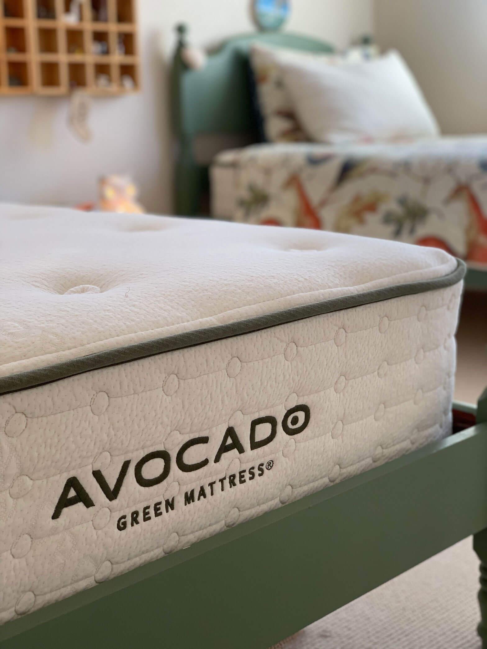 organic mattress non-toxic bedding