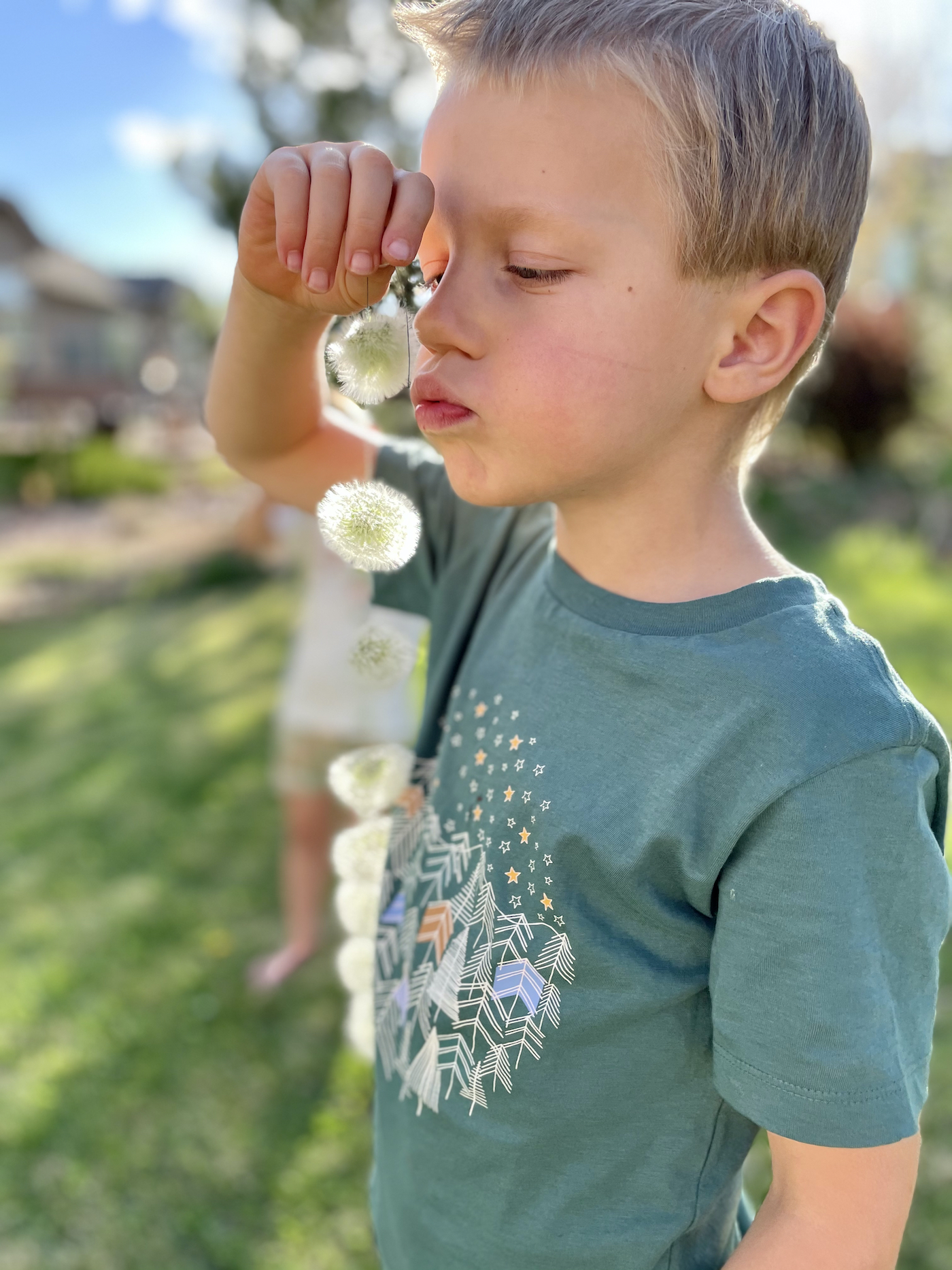 dandelion craft for children