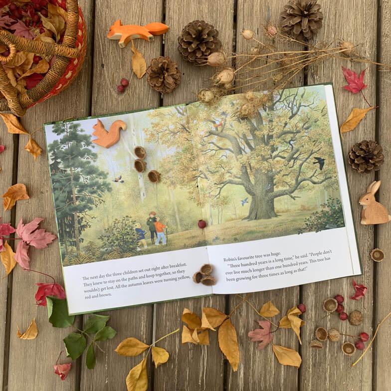 Autumn books for children Gerda Muller