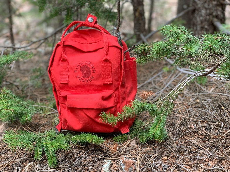 Fjallraven Re-Kanken Mini backpack review