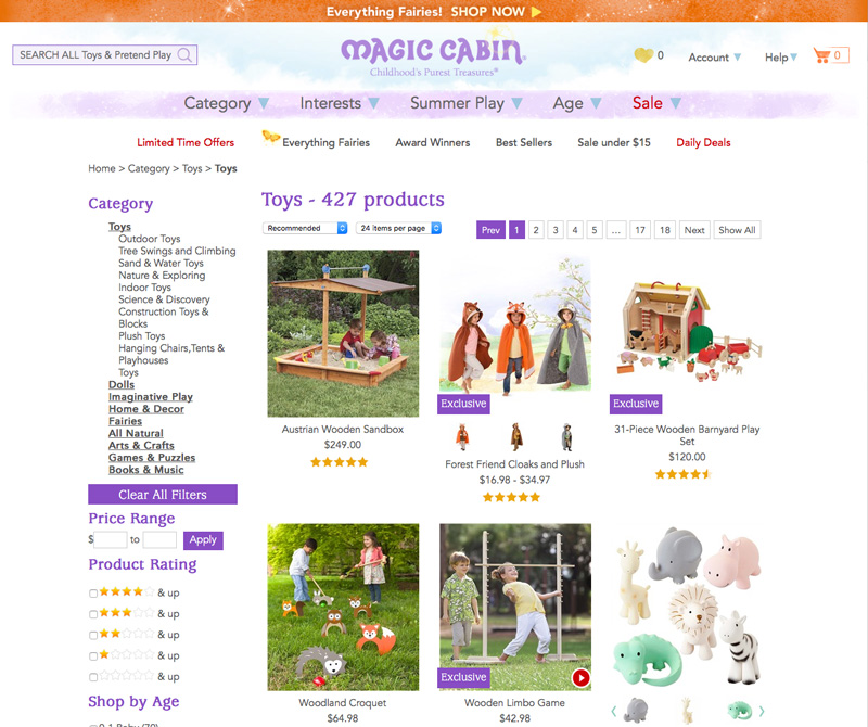 NEST toy store - natural toys, Waldorf dolls, wooden toys