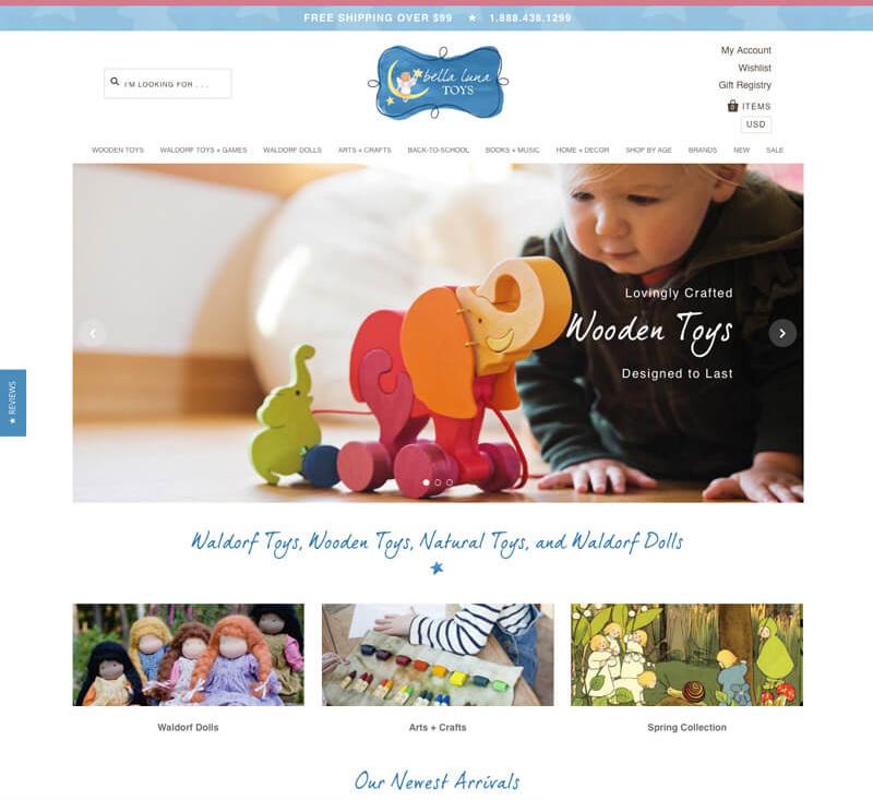 Bella Luna Toys - natural toys, Waldorf dolls, wooden toys