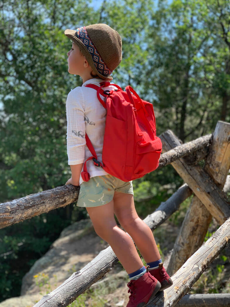 best kids outdoor gear sustainable and zero-waste