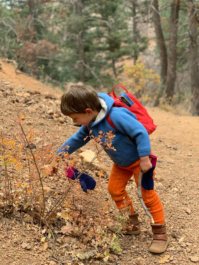 kids winter gear sustainable nontoxic