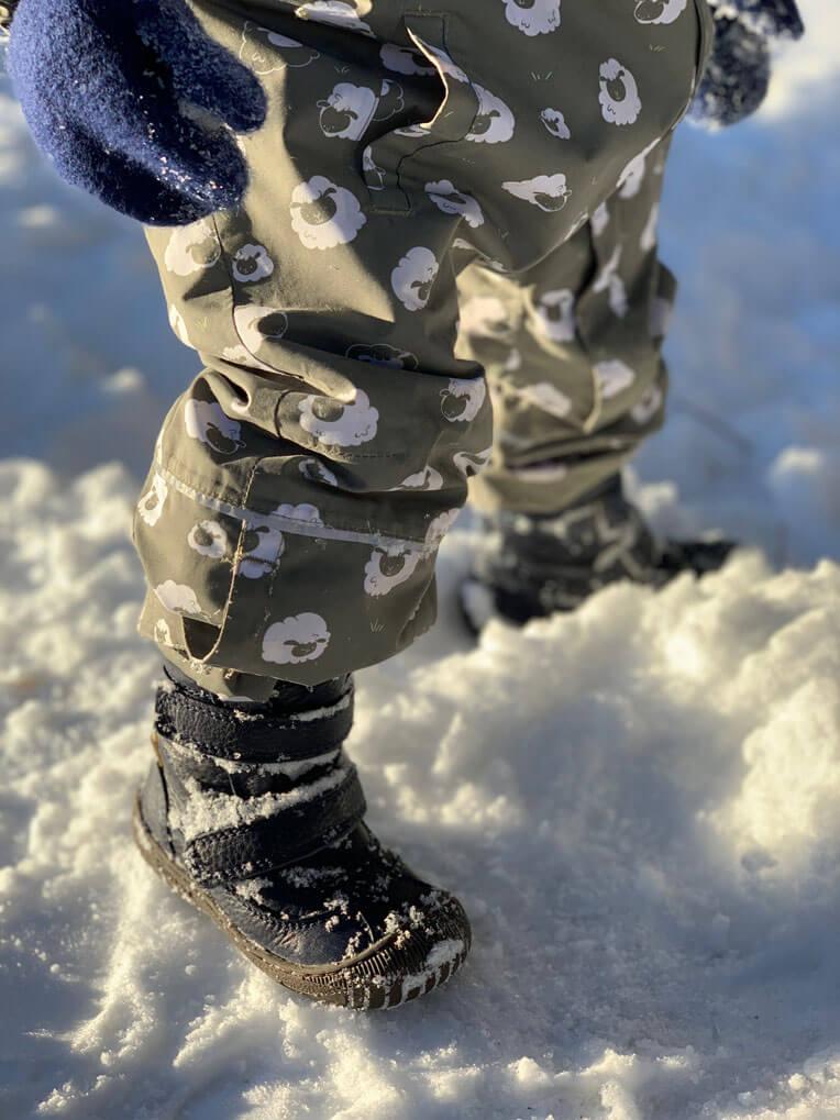 kids winter gear sustainable nontoxic