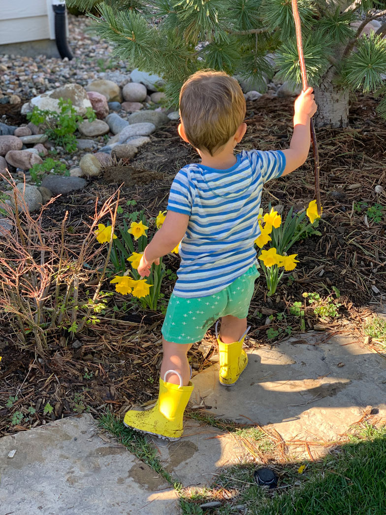 kids natural rubber rain shoes review