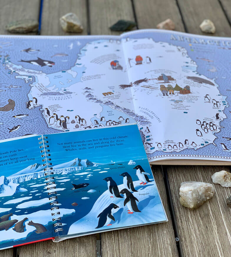 children books about penguins