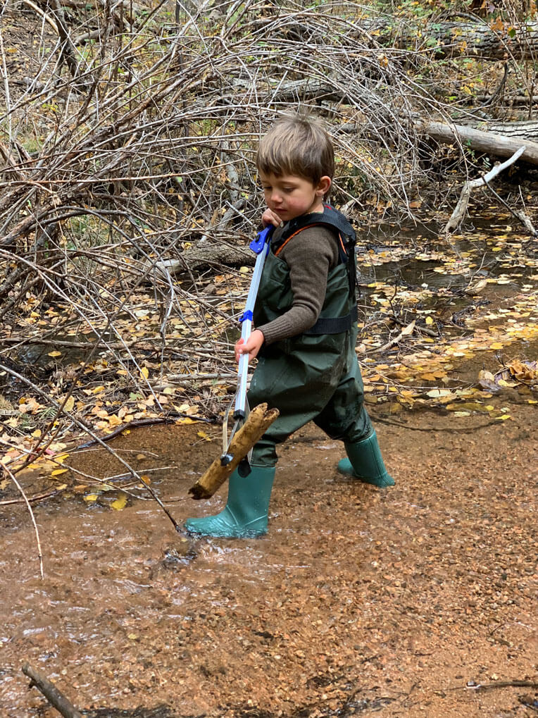 waders for kids