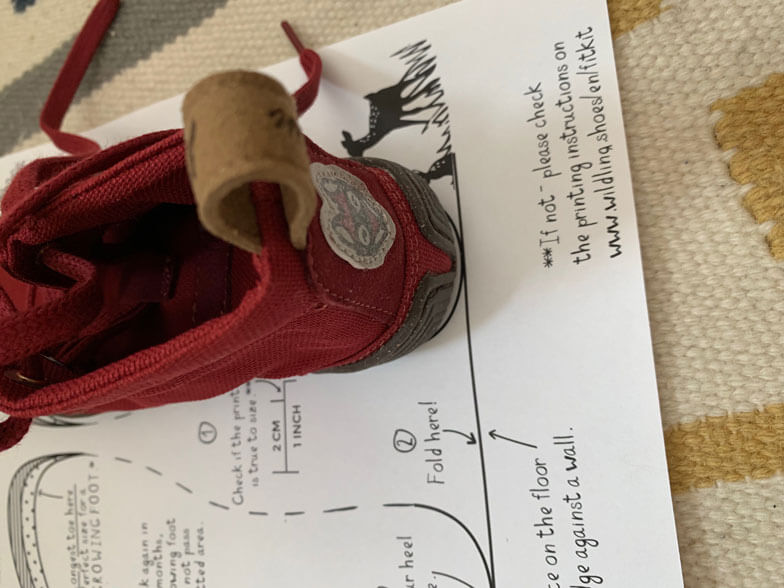 Wildlings barefoot shoes review